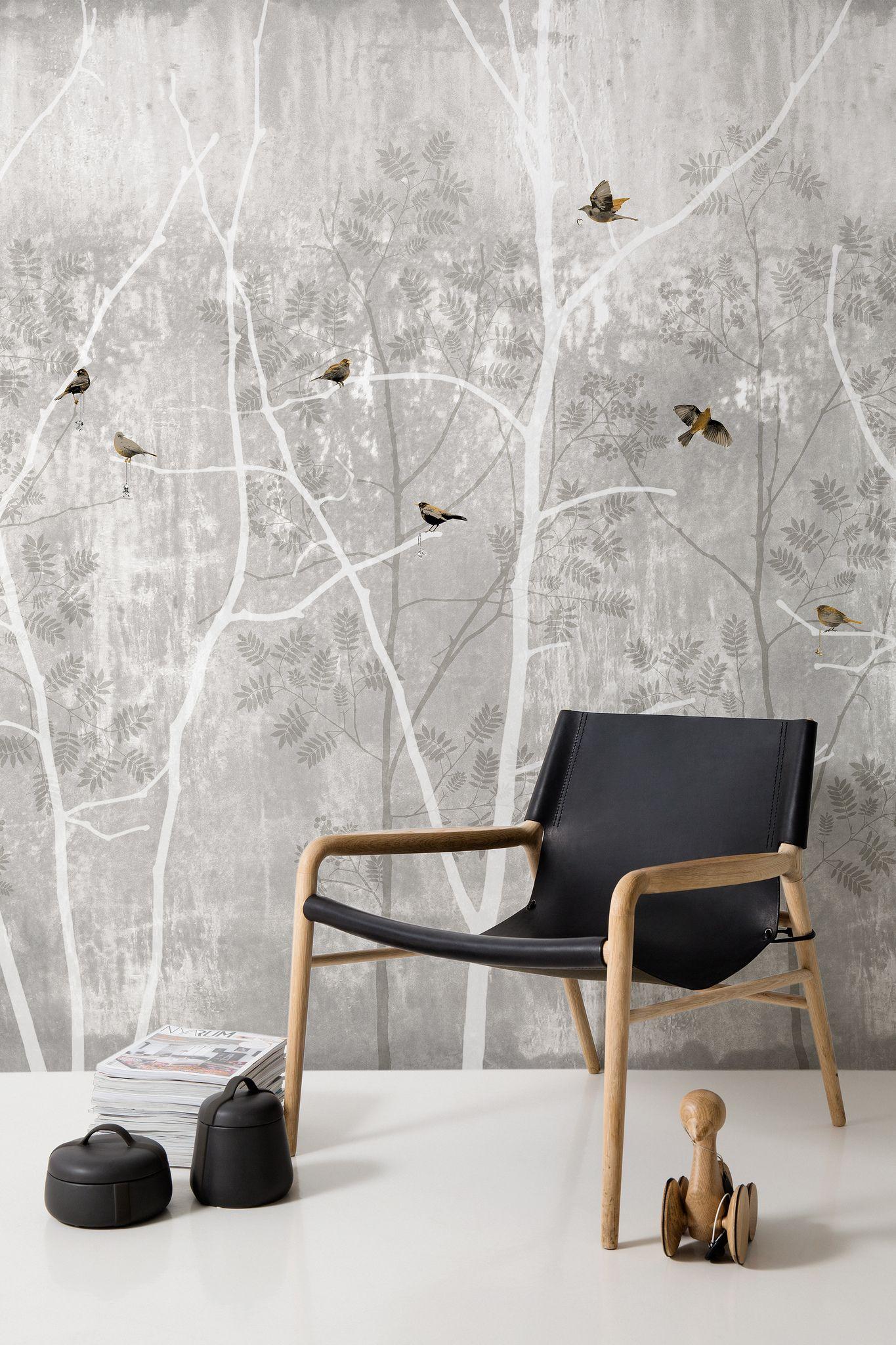 Scandinavian Surface Wallpaper Romeo And Juliet Light