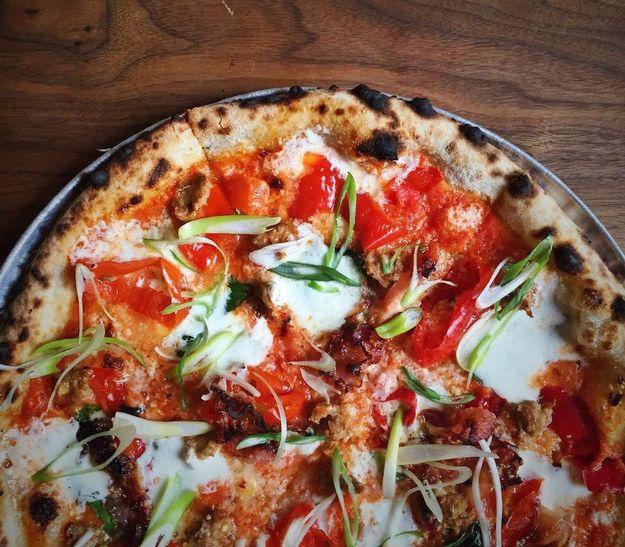 Margherita Roberta S Pizza Nyc Food New York Food Ny Pizza