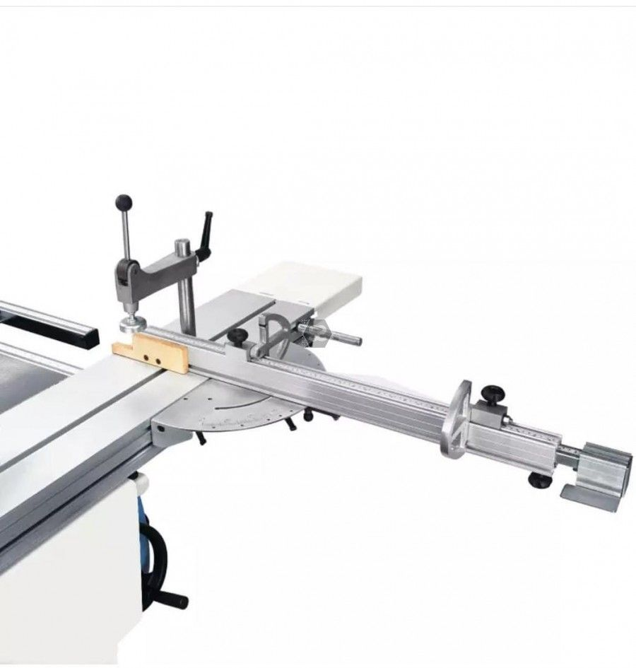 SCM Mitre fence for Cutting Angles on SI300 | Scott+Sargeant UK