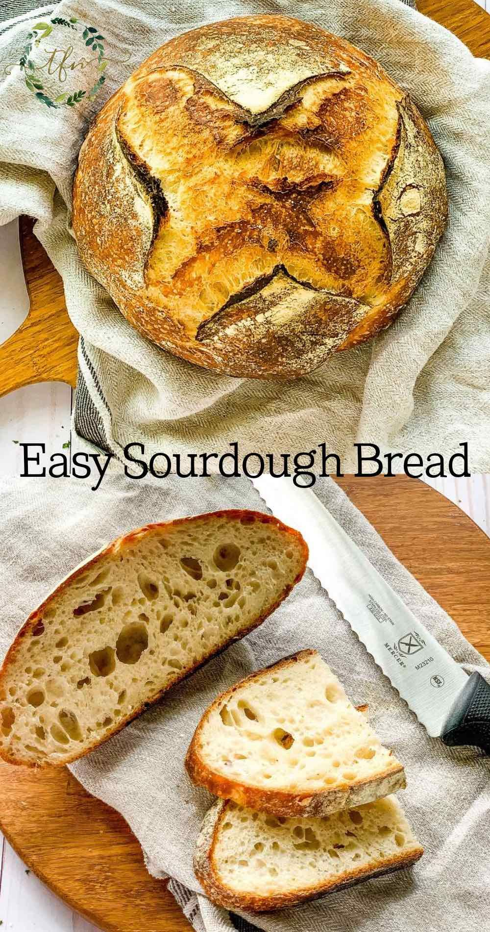 Sourdough Bread Uses Natural Yeast You Can Make Right At Home Add A Little Flour Water And Salt To Make Bread With This Very In 2020 Sourdough Bread Sourdough Bread