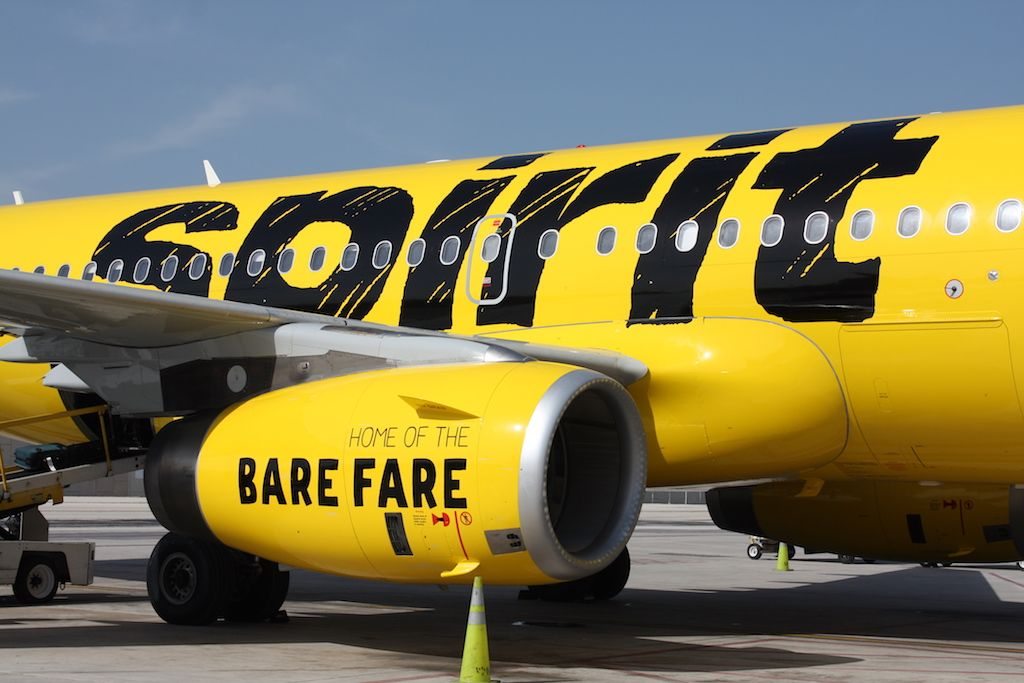 Spirit Airlines Has Trouble Ahead as Airfares Decline and