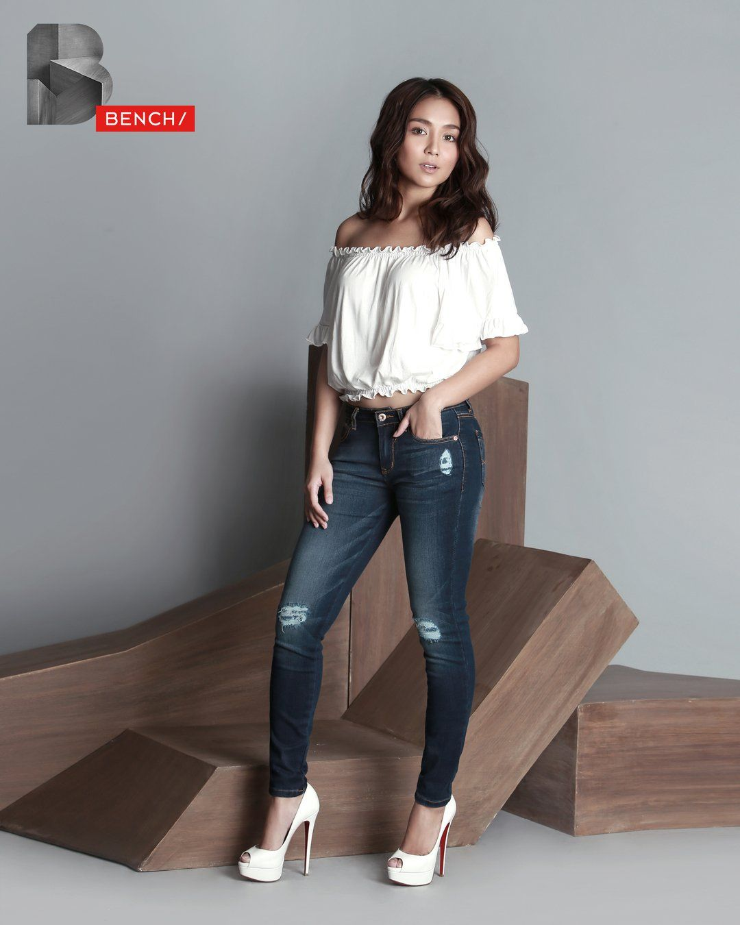 Bench On Twitter Philippines Outfit Fashion Kathryn Bernardo