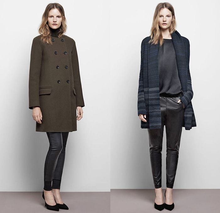 Vince. 2013 Fall Womens Lookbook Collection: Designer ...