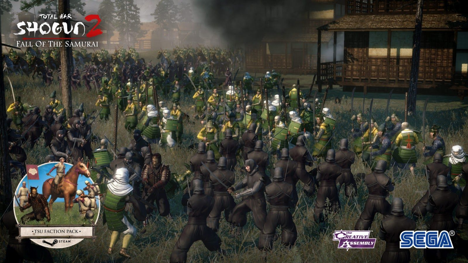 Total War Shogun 2 Fall of the Samurai Full Version