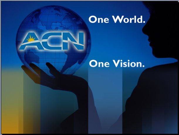 ACN One World one Vision