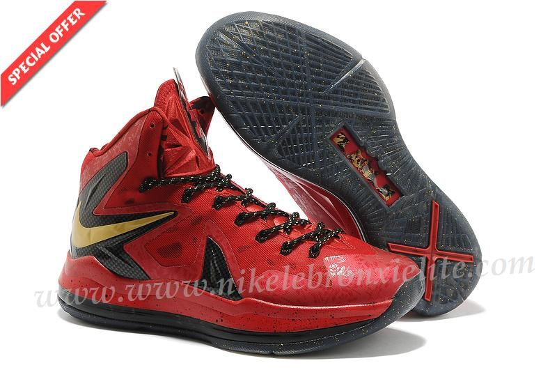 d9747ba0ea7 Celebration Pack Championship Pack Nike LeBron X Elite 628622-900 ...