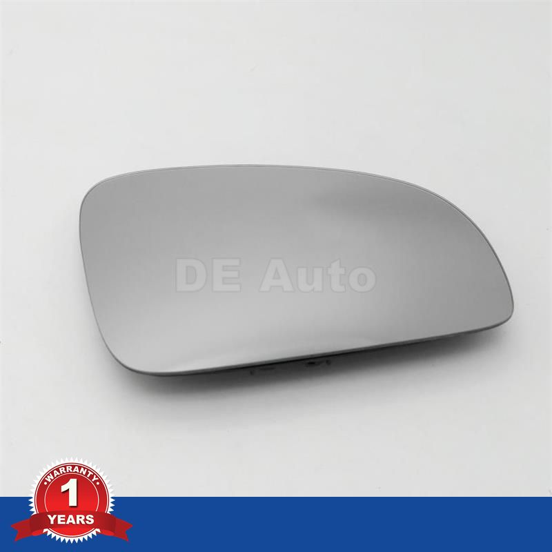 Fabia Mk2 2007 Wing Mirror Glass O//S Drivers Side Right
