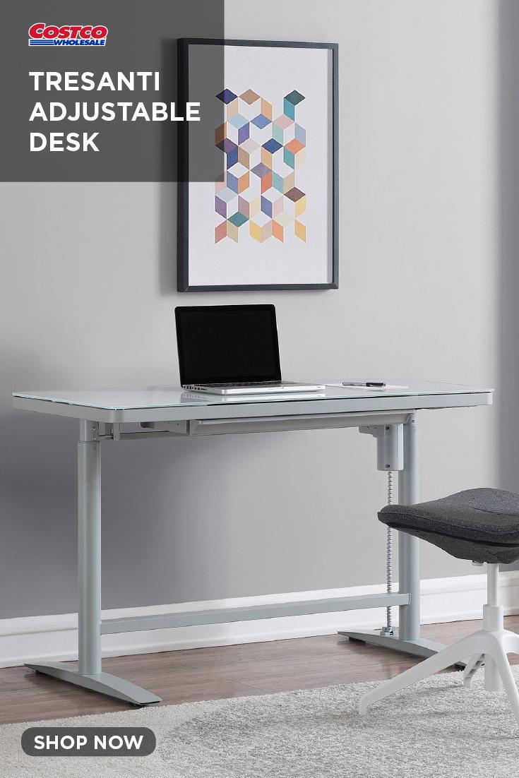 Tresanti Adjustable Desk Desk Adjustable Desk Desk Shop