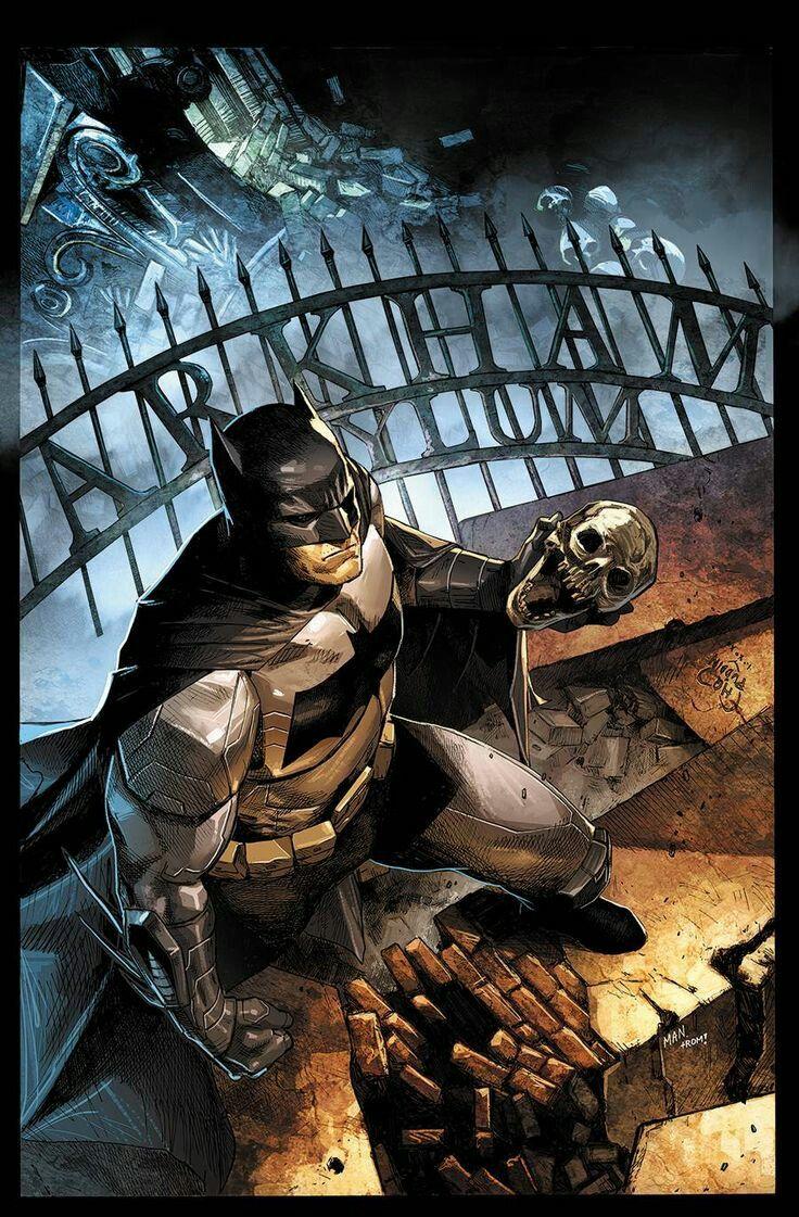 Pin de Joker en Batman   Pinterest   Caballero oscuro, Cómics y ...