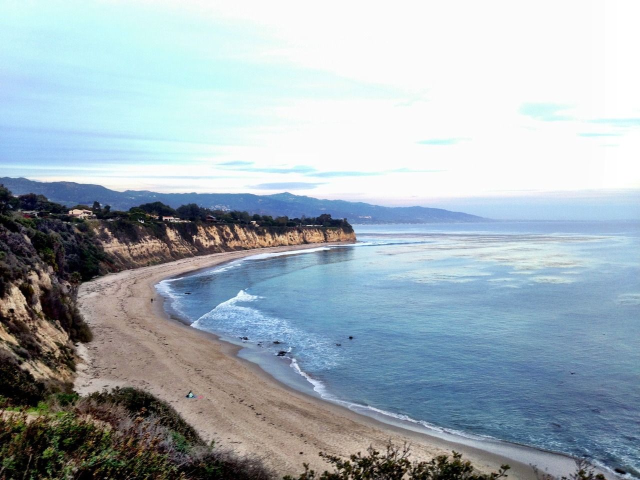 Point Dume Malibu Beach