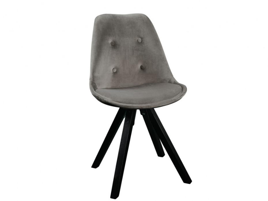 lot de 2 chaises scandinaves aneya