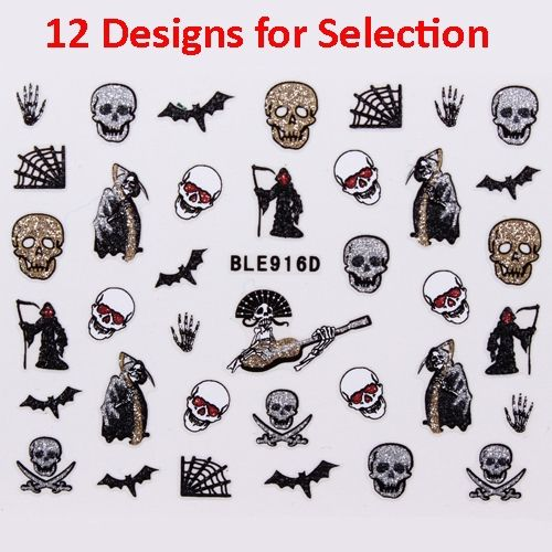 Compare Prices On Halloween Nail Decals Buy Low Price Halloween