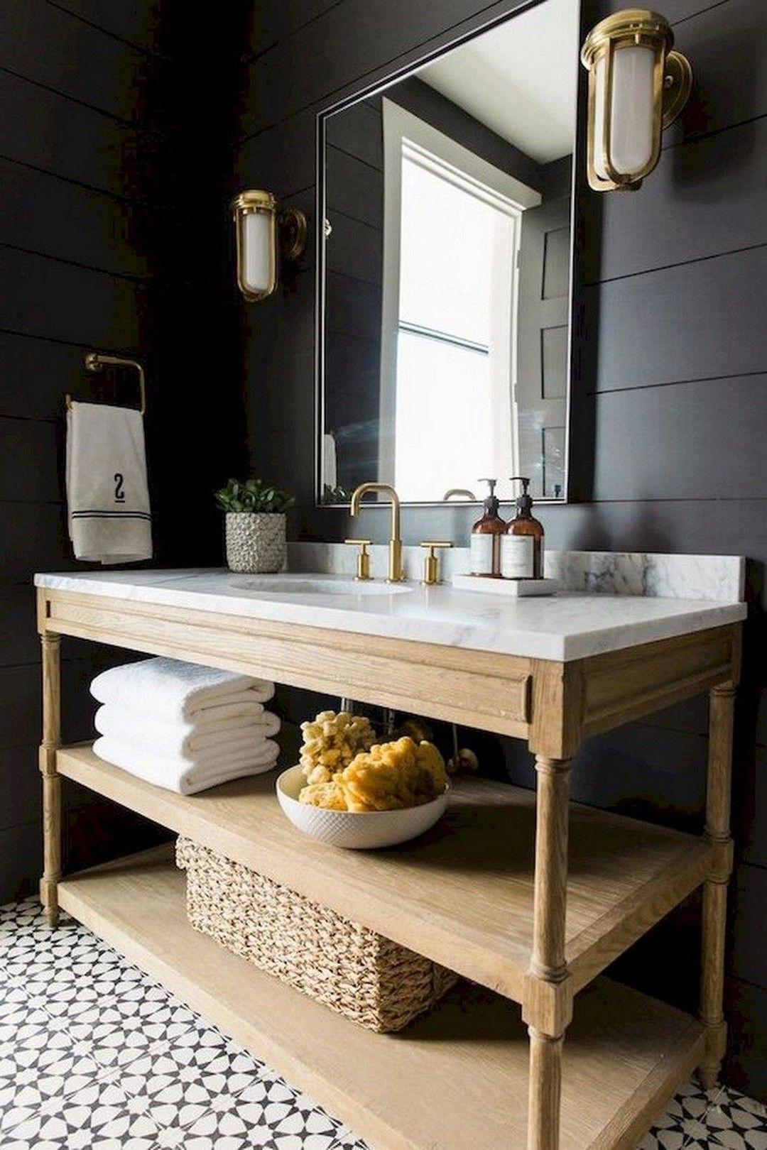 Boho Bathroom IndustrialBathroomFurniture