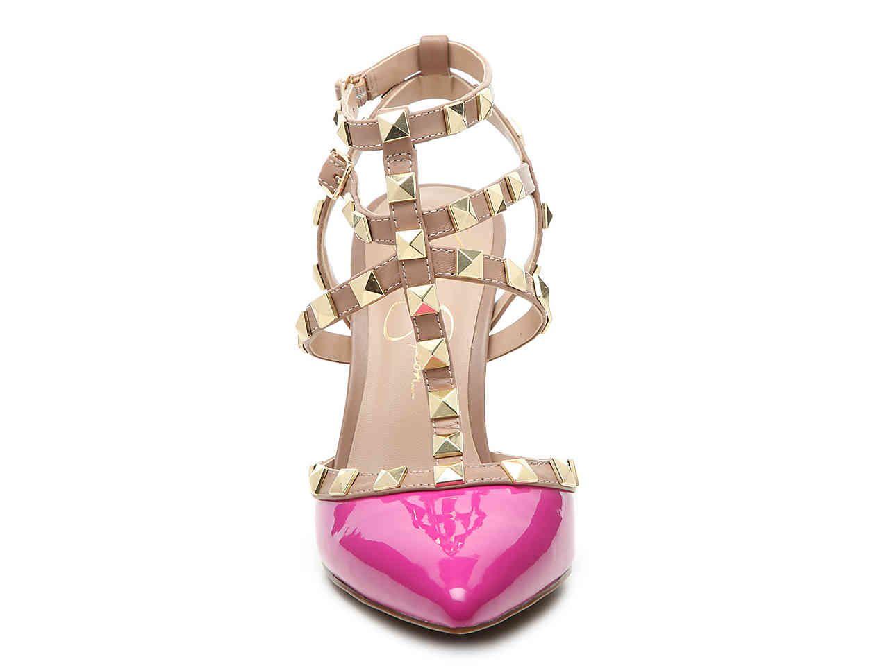 c4003e595a9 Jessica Simpson Dameera Pump Women s Shoes
