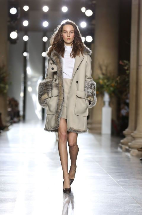 Topshop Unique. See all our favorite looks from London fashion week fall 2015.