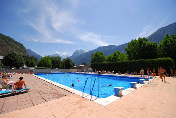 Camping le piscine bourg d 39 oisans camping outdoor decor - Camping la piscine bourg d oisans ...