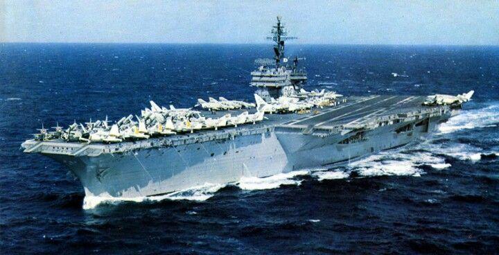 Usa Kittyhawk Navy Day Kitty Hawk Aircraft Carrier