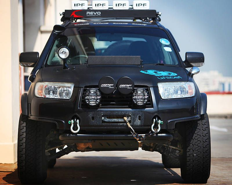 Hi all you offroad frosties - Page 3 - Subaru Forester ...