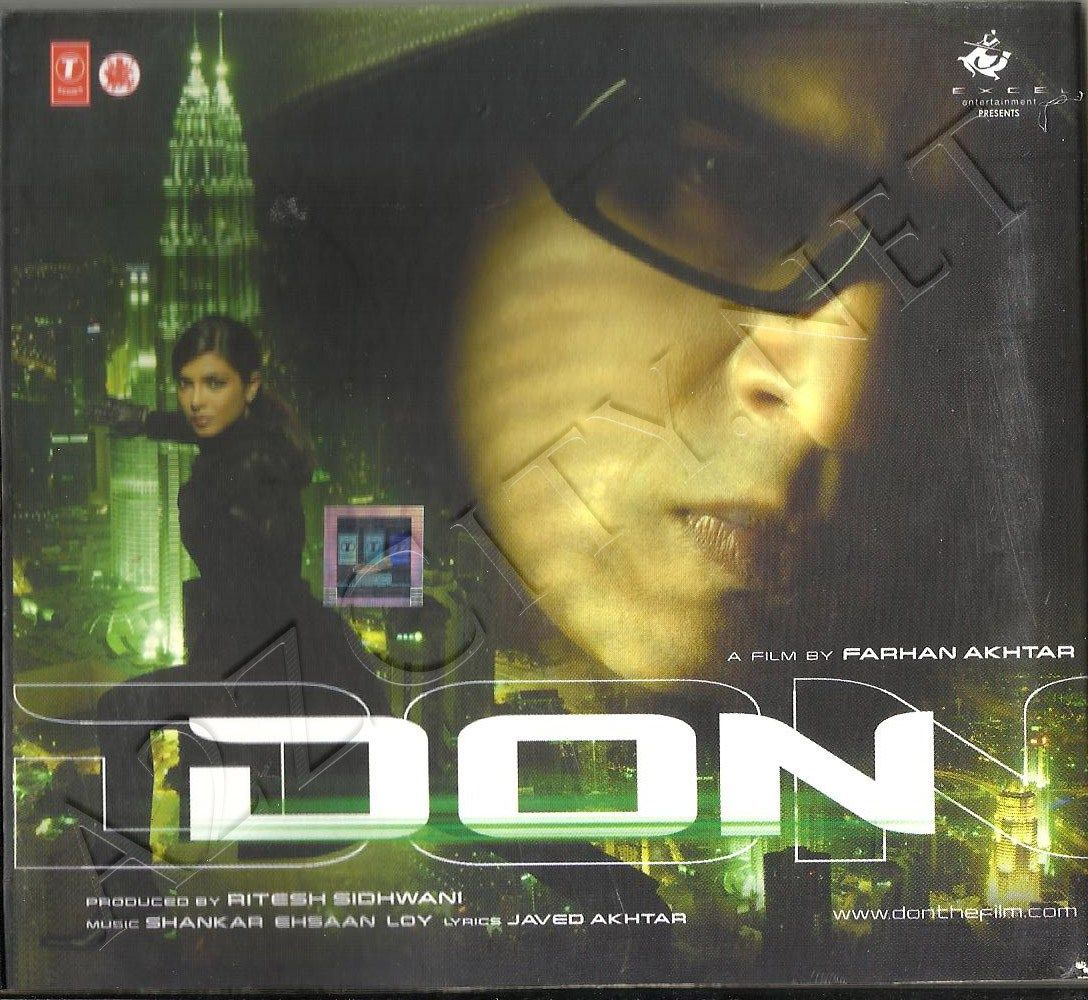 Don 2006 Flac Bollywood Songs Audio Songs Mp3 Song Download