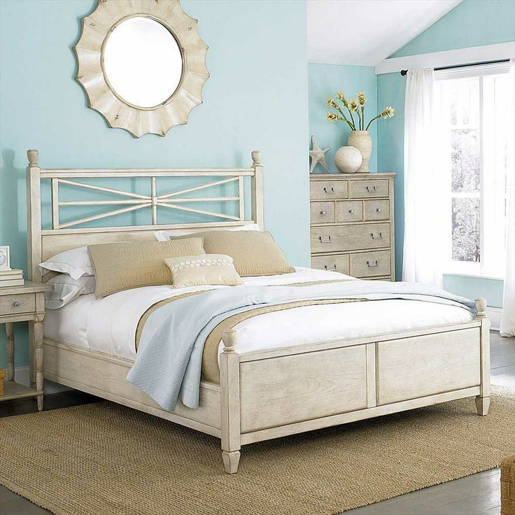 Stunning Beach Homes Bedroom Ideas | Seaside bedroom, Condo bedroom ...