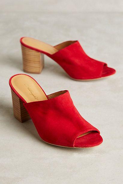 3307c1ec3b2ae Miss Albright Maroccana Mules | clothe thyself | Shoes, Shoe boots ...