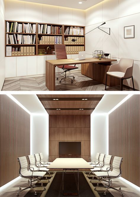 9 Modern Office Space From Around The World In 2020 Office