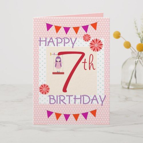CHILDRENS BIRTHDAY CARD