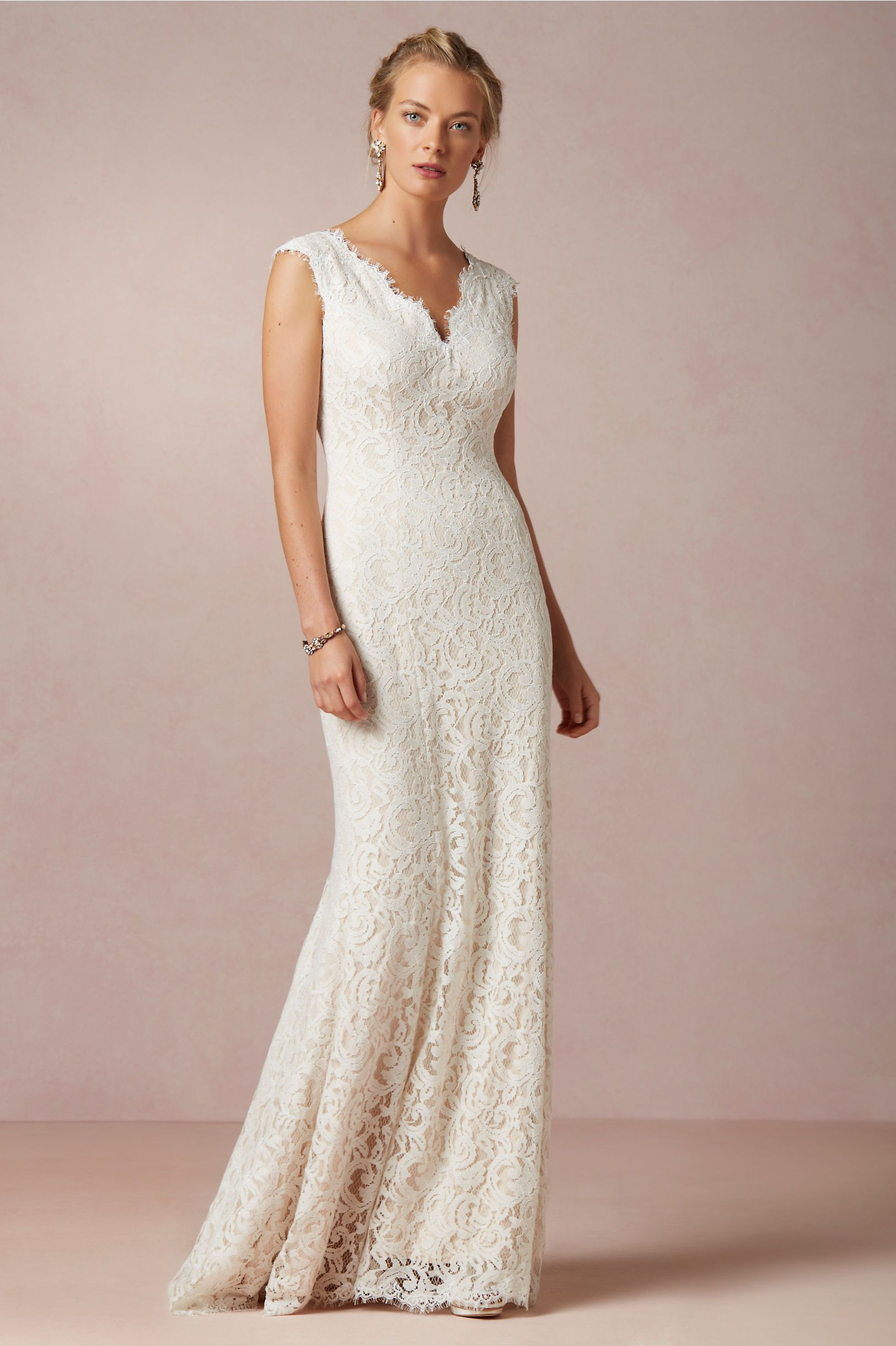 Wedding Anthropologie Wedding Dress 17 best images about wedding dresses on pinterest lace pale pink bridesmaids and for sale