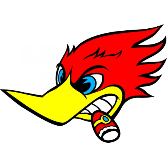 Woody Woodpecker Brands of the World™ Download vector