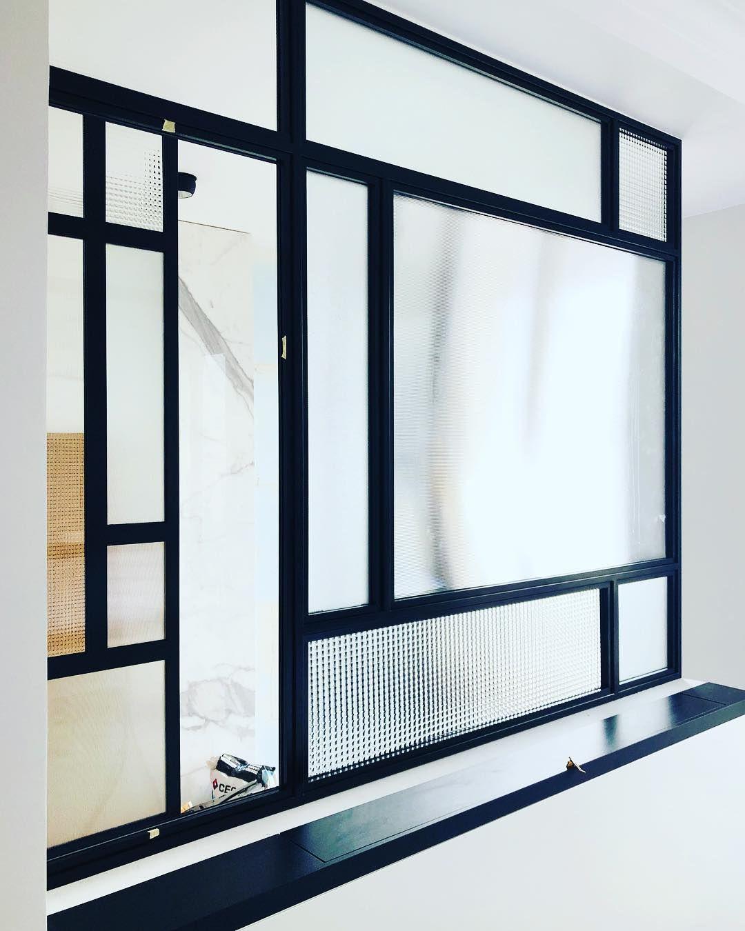 S D On Instagram Projet De Duplex Villedeneuilly Pose De La