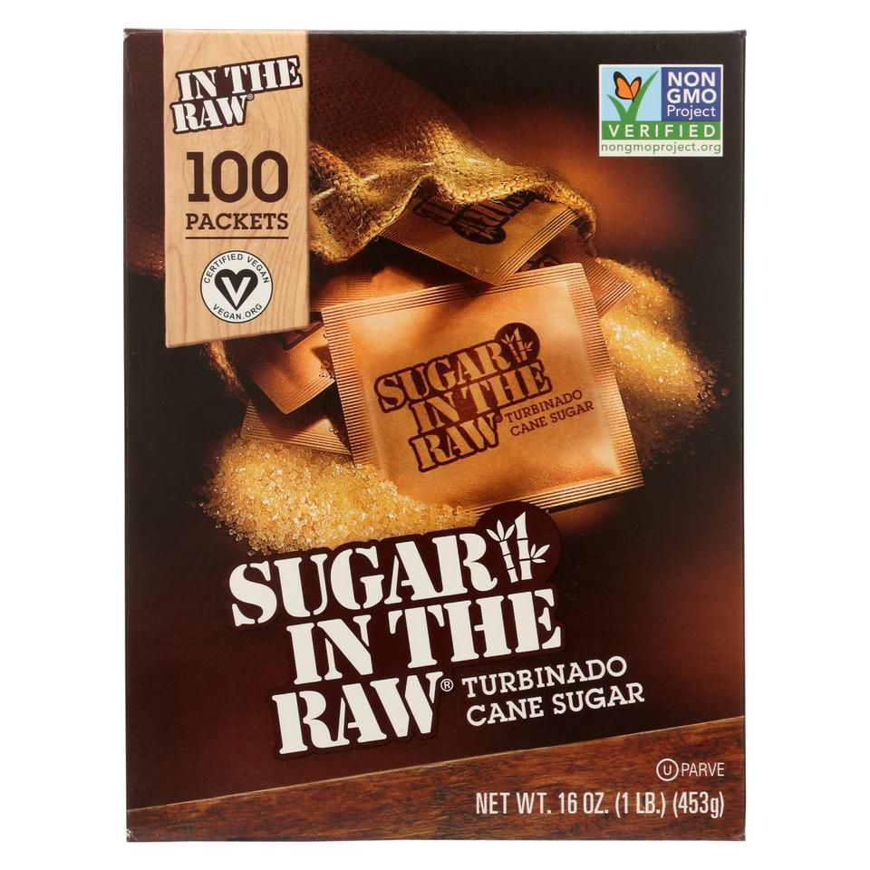 Sugar In The Raw Sugar In The Raw Packets Case Of 8