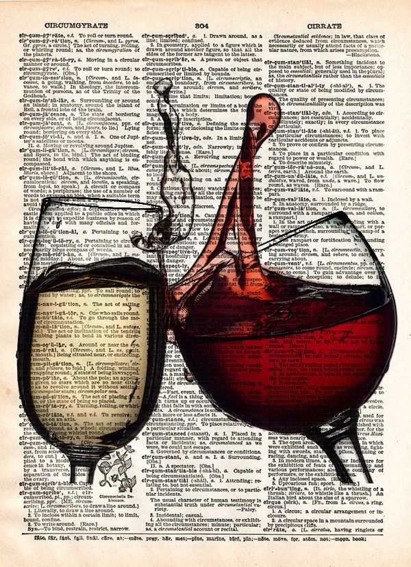 wine splash art red and white wine wedding toast art wine lovers art cocktail art. Black Bedroom Furniture Sets. Home Design Ideas