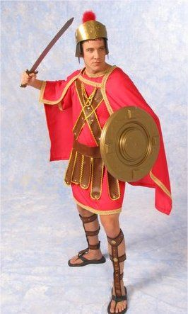 Roman Soldier Costumes  sc 1 st  Pinterest & Roman Soldier Costumes | Night in Bethlehem | Pinterest | Roman ...