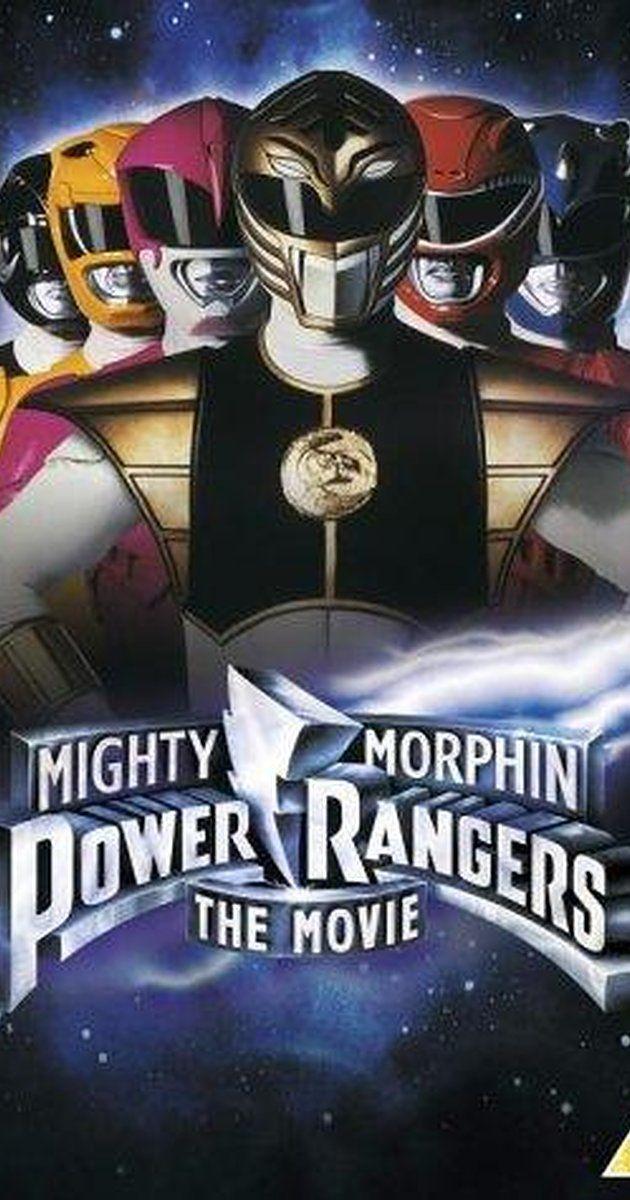 mighty morphin power rangers the movie 1995 imdb
