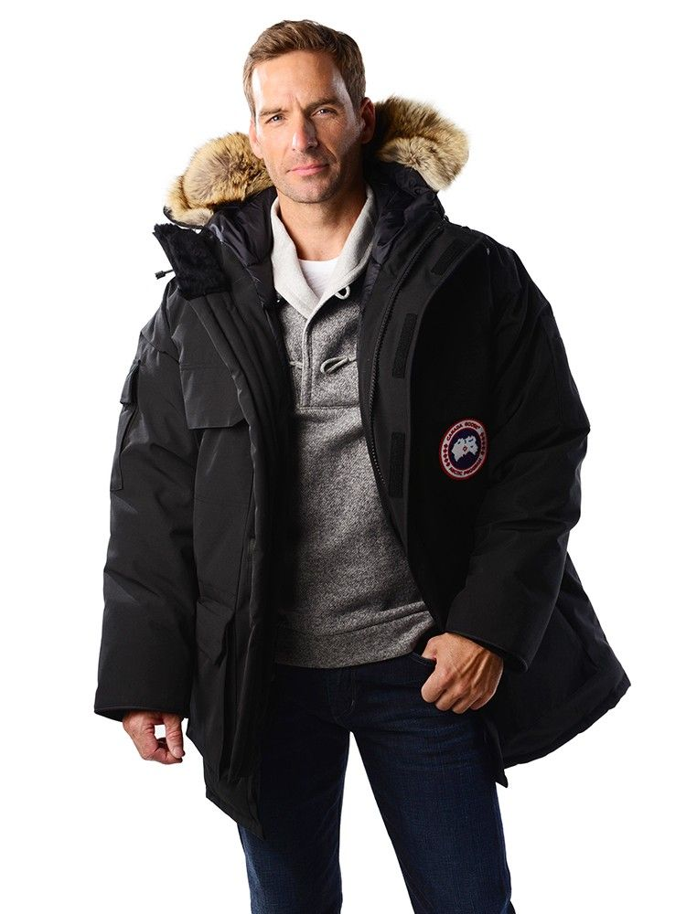 Canada Goose Black Men's Coat