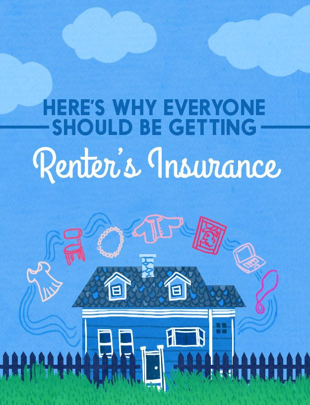 Renters Insurance Quotes Amusing Here's Everything You Need To Know About Renters Insurance  Renters