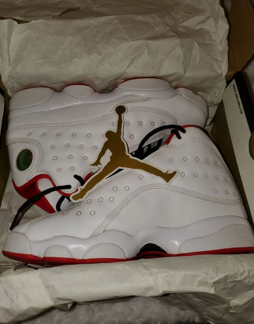 Jordan retro 13 white, Air jordans
