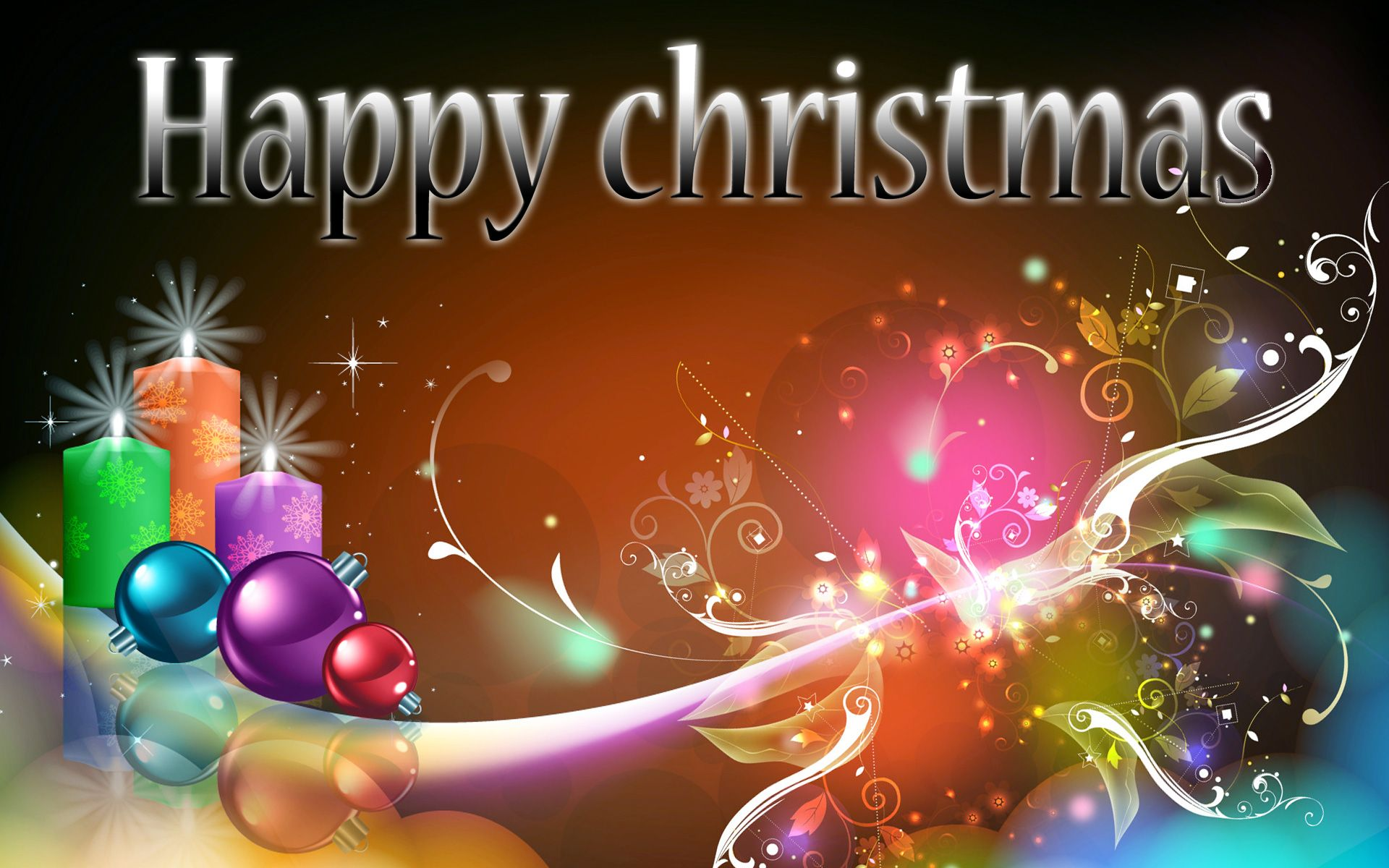 I hope that everyone will have a Merry Christmas, Happy