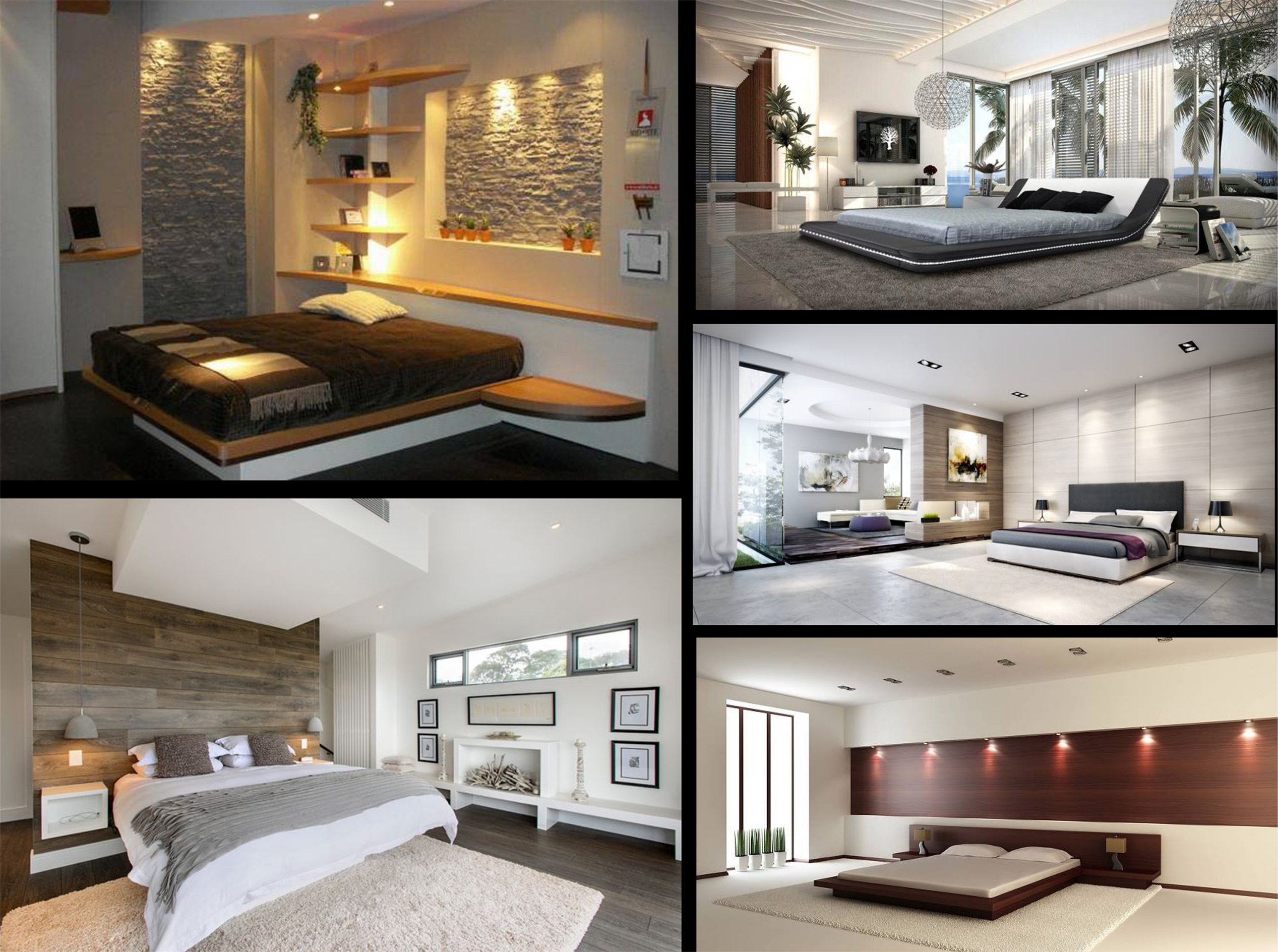 Exquisite Modern bedroom Ideas For Your Personal Sanctuary ᴷᴬ (ArtPeople Gallery)