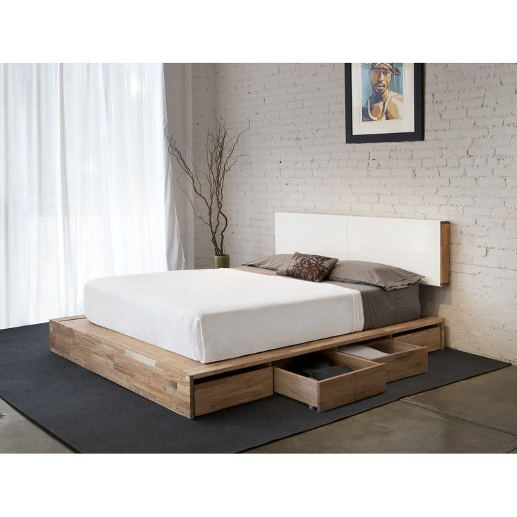 Lax Series Storage Platform Bed Projects For Dan In 2019