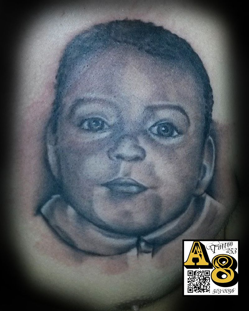 Portrait_child_black_and_gray_tattoo_ross_aces_n_eights