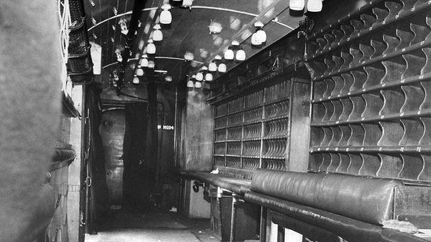 El Asalto al Tren de Glasgow más de cincuenta años después