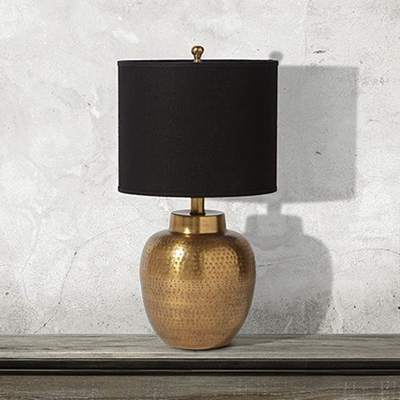 Orissa small brass table lamp with black shade sale 129 a lamp orissa small brass table lamp with black shade sale 129 aloadofball Choice Image