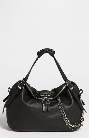 34f9986750 Jimmy Choo  Blake Biker  Leather Shopper available at  Nordstrom ...