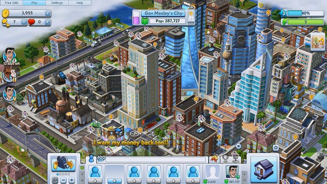 cityville 2 is a city builder simulation social game free to play