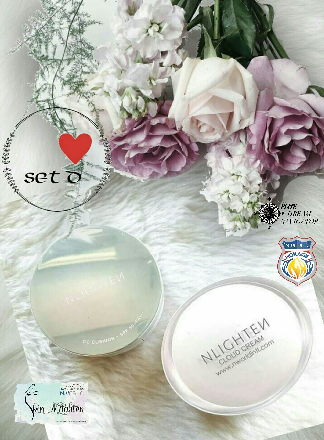 For Inquiries and Orders:  Marisol P. Icmat FB Page : https://www.facebook.com/skinnlightenbysolicmat/ Sun: +63933-482-8177 Globe/Viber: +63917-623-0363  We Ship LOCAL and INTERNATIONAL