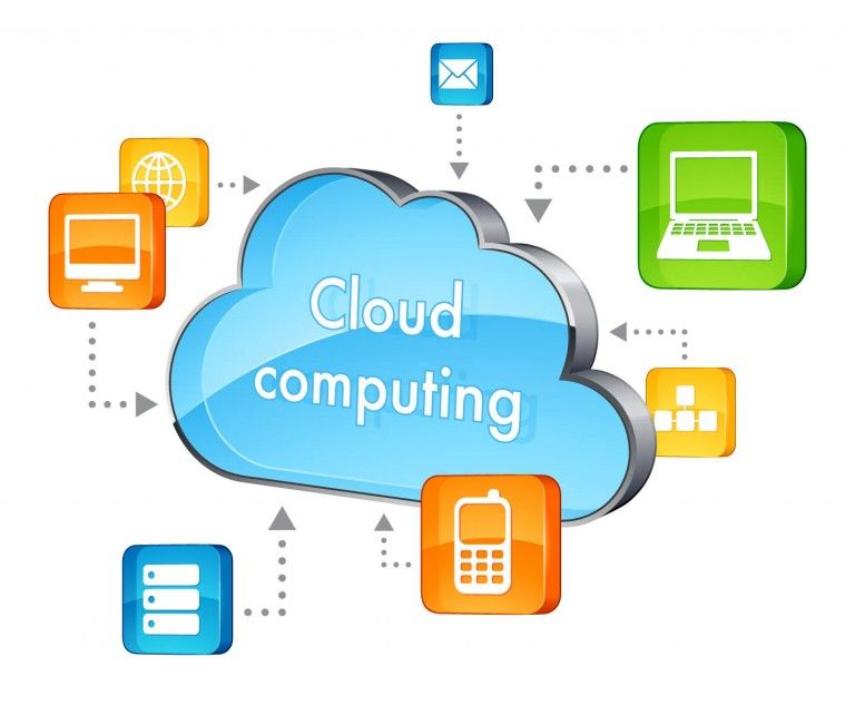 Pin On Cloud Computing Definition