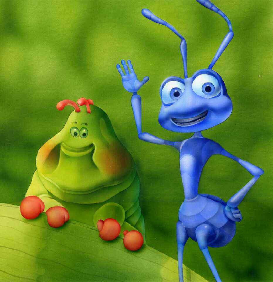 anthropology in relation to disneys a bugs life essay Growing up: a reflection essay on life -michael hof.