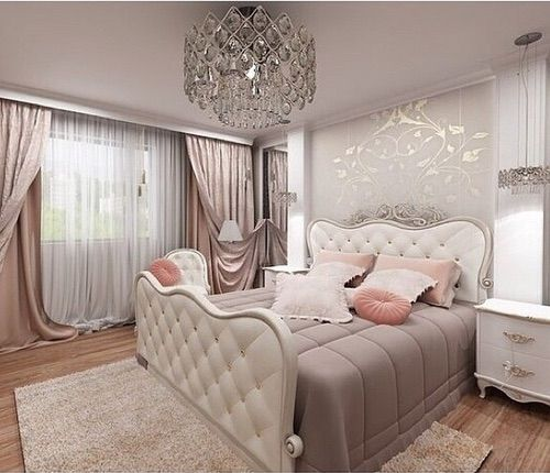 image via we heart it bad decor gray pink room my 18815 | 44e7ec8952fb02f02fa4115e523d6b5d