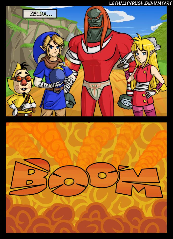 Legend Of Boom